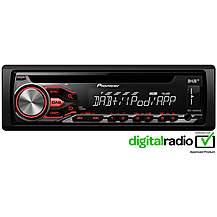image of Ex Display Pioneer DEH-4800DAB Car Stereo