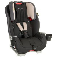 Graco Milestone All-In-One Car Seat Group 0+/1/2/3 - Aluminium
