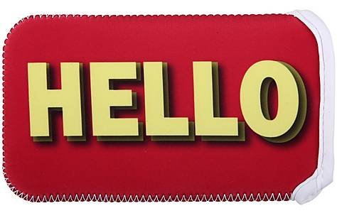 image of Halfords Reversible Carry Case - Hello