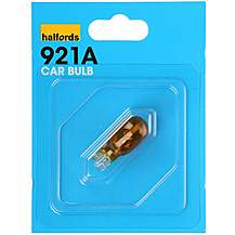 image of Halfords 921A  Amber Car Bulb x 1