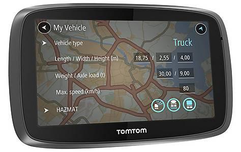 image of TomTom Trucker 6000 Sat Nav