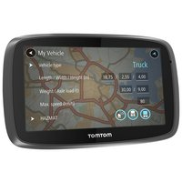TomTom Trucker 6000 Sat Nav