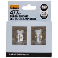 Halfords H7 477 LED Fog Light