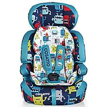image of Cosatto Zoomi Group 123 Car Seat Cuddle Monster 2
