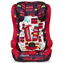 image of Cosatto Hubbub 123 Isofix Hustle Bustle Car Seat