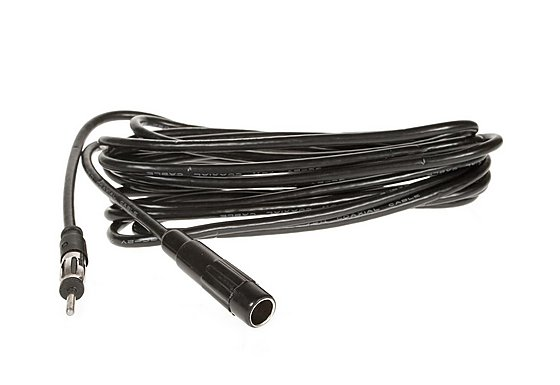 Halfords 4 Metre Car Aerial Extension Lead