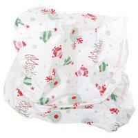 Santa & Reindeer Giant Gift Bag