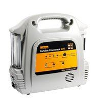 Halfords Power Pack 200 with Compressor & Inverter