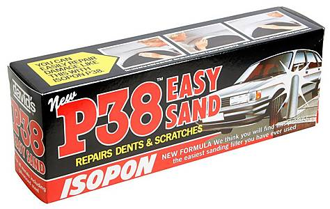 image of Davids ISOPON P38 Easy Sand 60ml