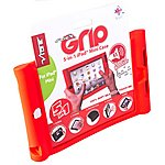 image of Vibe Slick Grip iPad Mini Case - Red