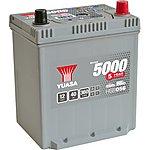 image of Yuasa Silver Car Battery HSB056