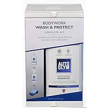 image of Autoglym Bodywork Wash & Protect Complete Kit