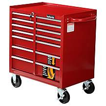 image of Halfords 7 Drawer Cabinet