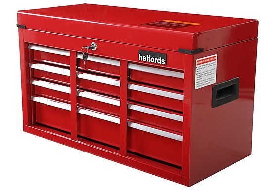Halfords 6 Drawer Tool Chest