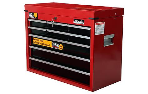 image of Halfords Professional 9 Drawer Ball-Bearing Chest