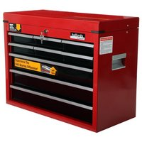 Halfords Professional 9 Drawer Ball-Bearing Chest
