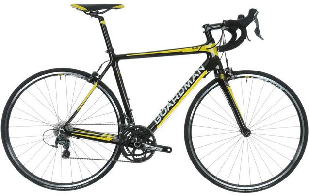 Boardman Road Team Carbon Bike 2016