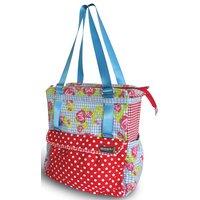 Basil Shopper Ladies Bike Bag - XL Rose