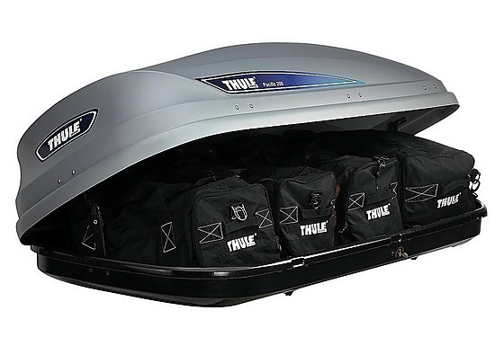 Thule Load & Go system Go Pack Set 8006
