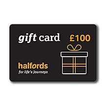 image of Halfords 100 Pound Gift Card