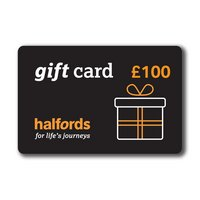 Halfords 100 Pound Gift Card