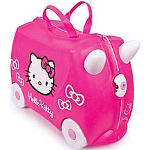 image of Trunki Hello Kitty Ride on Suitcase