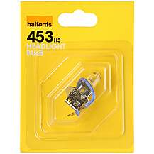 image of Halfords 453 H3 Car Bulb x 1