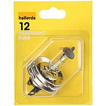 image of Halfords (HBU012) 60/55W Car Bulb x 1
