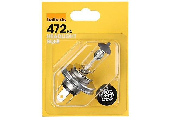 Halfords (HBU472) 60/55W Car Bulb x 1