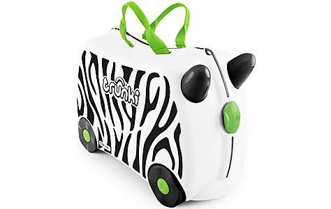 image of Trunki Zimba the Zebra Ride on Suitcase