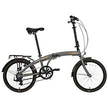 Raleigh Evo-2 Folding Bike