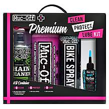 image of Muc-Off Premium Clean, Protect & Lube Kit
