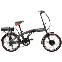 Coyote Connect Folding Electric Bike - Grey
