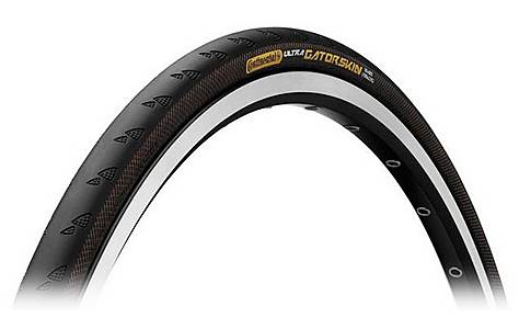 image of Continental Ultra GatorSkin 700 x 25 Bike Tyre