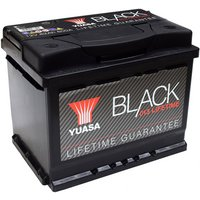 Yuasa Black Lifetime Guarantee Battery 013