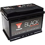 image of Yuasa Black Lifetime Guarantee Battery 096