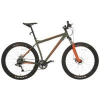 "Carrera Vendetta Mens Mountain Bike - 18"""