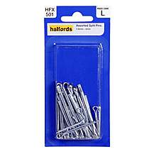 image of Halfords Assorted Split Pins (HFX501)