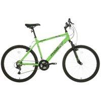 "Apollo Phaze Mens Mountain Bike - Green, 14"""