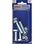 image of Halfords Assorted Screws & Nuts (HFX514) 10mm