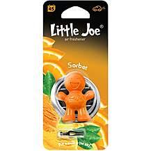image of Little Joe Orange Sorbet Air Freshener