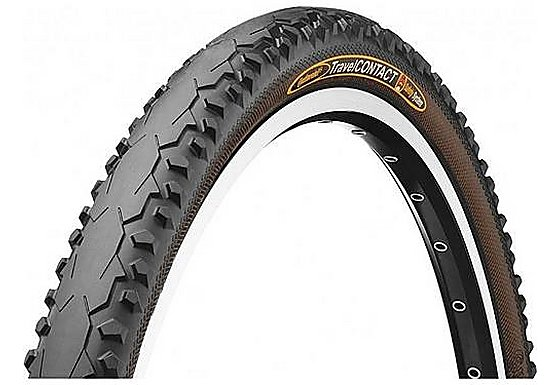 Continental Travel Contact Bike Tyre - 26