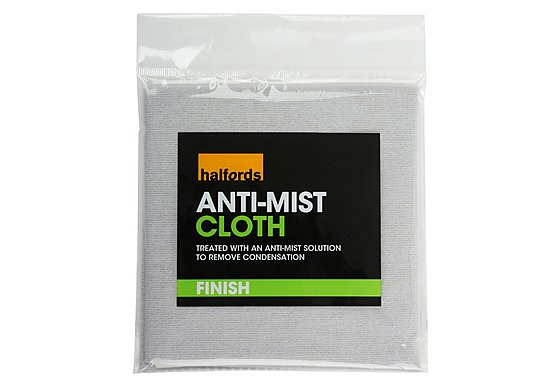 Halfords Car Anti Mist Cloth