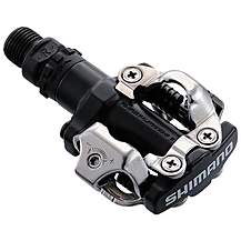 image of Shimano PD-M520 MTB SPD Pedals -Two Sided Mechanism