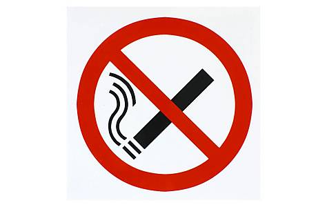 image of Halfords No Smoking Sign