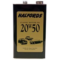 Halfords Classic Oil 20W50 5L