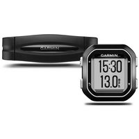Garmin Edge 25 GPS Cycle Computer with Heart Rate Monitor