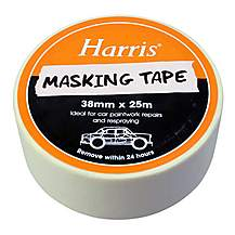 image of Harris Masking Tape 38mmx25m