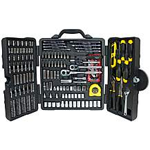 image of Stanley 210 Piece Mixed Tool Set