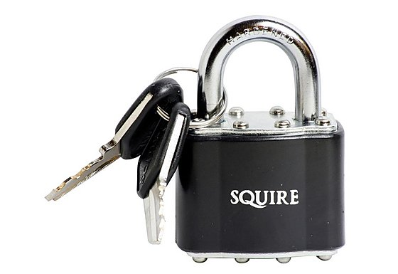 Squire Strong Lock Padlock
